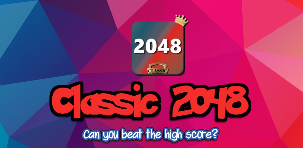 Classic 2048 - 4x4 Board Game